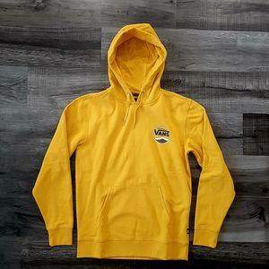 Vans CIRCLE SIDE Men's Pullover Hoodie Size Small